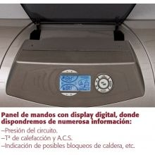 Caldera Gasoil Ferroli Atlas D 30 K 100 UNIT