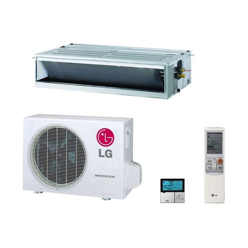 Aire acondicionado 1x1 lg conductos cm24 n14 for Aire acondicionado conductos