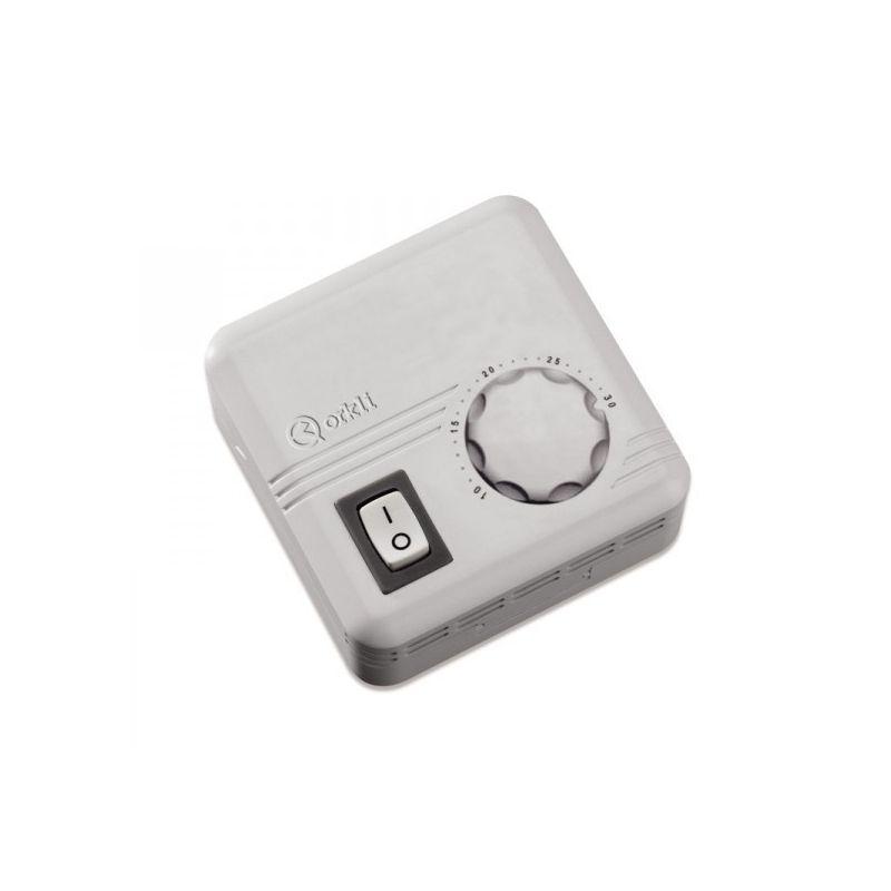 Termostato anal gico orkli for Precio termostato calefaccion