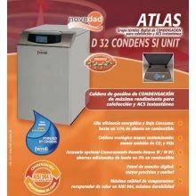 Caldera Gasoil Ferroli Atlas D 32 Condens SI UNIT