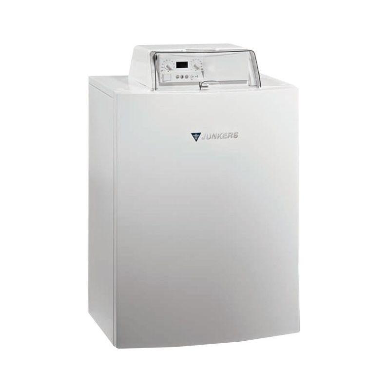 Caldera de gas junkers suprapur kbr 30 solo calefacci n - Calderas calefaccion gas ...