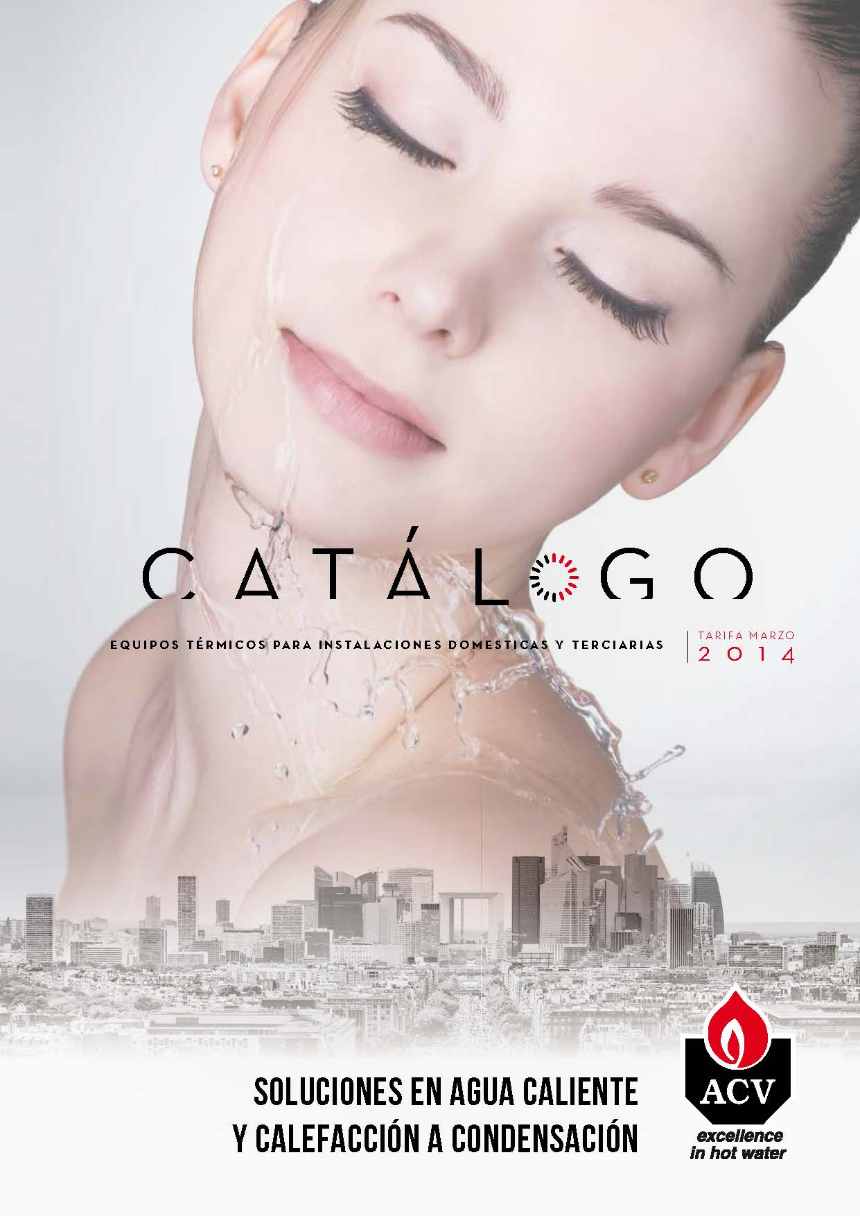 Catálogo-Tarifa ACV 2014