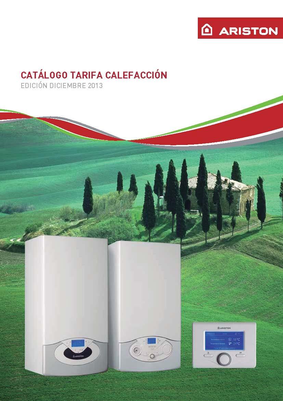 Catálogo-Tarifa Ariston