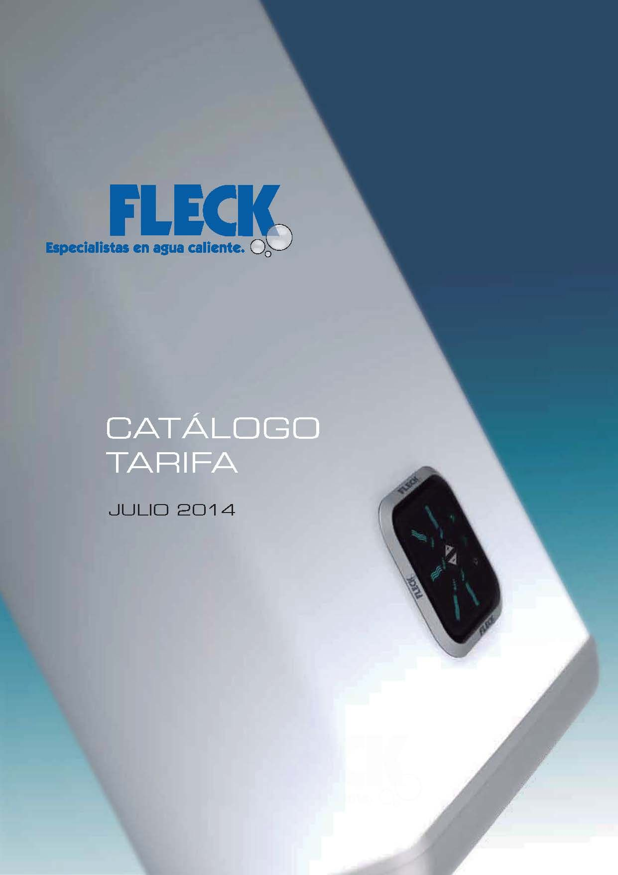 Tarifa FLECK 2014