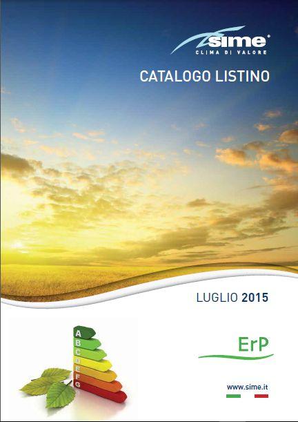Catálogo-Tarifa SIME 2015