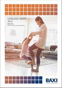 Catálogo Tarifa Baxi 2016