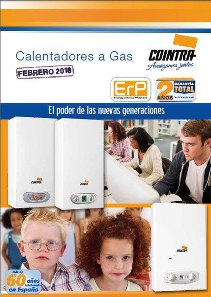 Catálogo-Tarifa Cointra 2016 Febrero