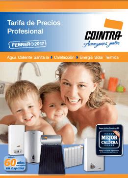 Catálogo-Tarifa Cointra 2017