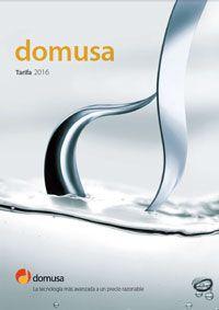 Catálogo-Tarifa Domusa 2015