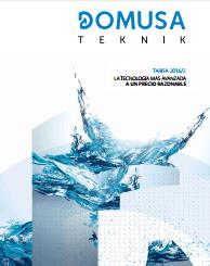 Catálogo-Tarifa Domusa 2016