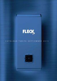Catálogo-Tarifa Fleck 2013