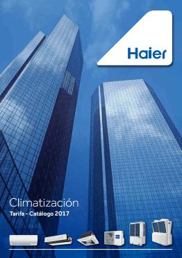 Catálogo-Tarifa Haier 2017