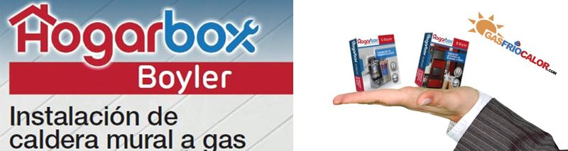 Instalación Caldera HogarBox