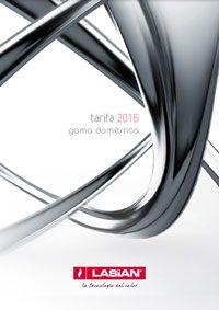 Catálogo-Tarifa Lasian 2016