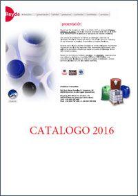 Catálogo-Tarifa Reyde 2016