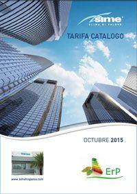 Catálogo-Tarifa Sime 2016