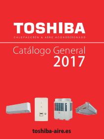 Catálogo-Tarifa Toshiba 2017