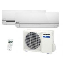 Panasonic KIT-2RE712-PBE Multi Split 2x1