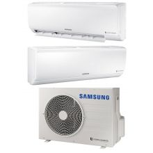 Aire Acondicionado Samsung KIT-2AR712FPEW MultiSplit 2x1