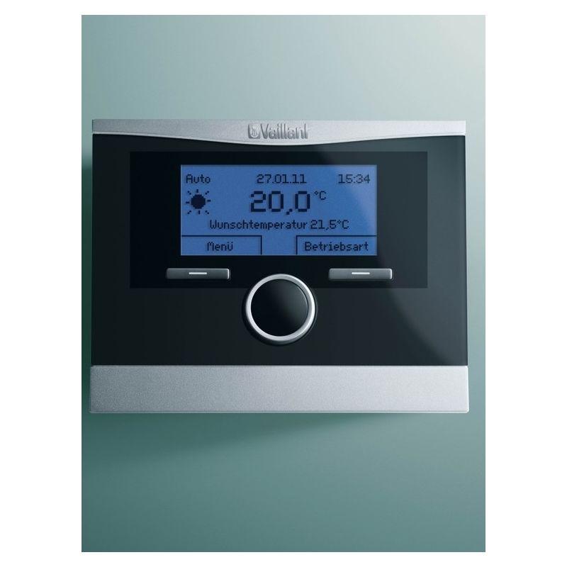 Termostato inal mbrico vaillant calormatic 370f - Termostato digital inalambrico ...