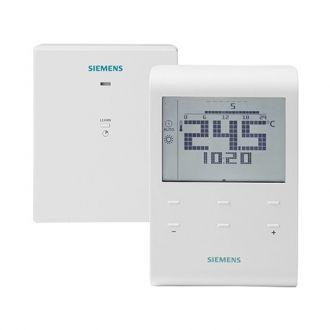 Termostato Programador digital Siemens RDE 100.1